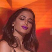 Anitta ironiza após vídeo desanimada com fãs viralizar: 'Vou beijar na boca!'