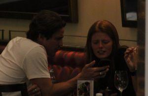 Romulo Neto e namorada, Sonia Potocki, trocam declarações na web: 'Meu coração'