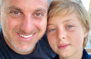Luciano Huck agradece orações dos fãs e comenta acidente do filho: 'Desespero'