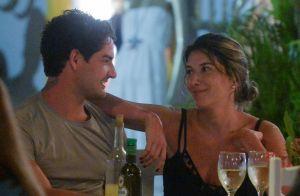 Rebeca Abravanel e Alexandre Pato retomam agenda de trabalho após casamento