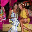 Marina Ruy Barbosa e Luma Costa são amigas de longa data