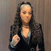 Ludmilla desmente rumor de recusa de feat com Gloria Groove: 'Nunca aconteceu'