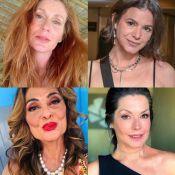 Aplicativo que envelhece rosto vira febre entre os famosos. Fotos do resultado!
