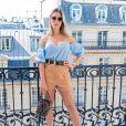 Andressa Suita ganhou a web com o sucesso de seus looks