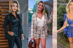 Stylist explica transição em looks de Andressa Suita após filhos: 'Menos decote'