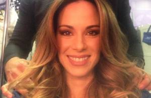 Ana Furtado volta a ficar loira e se prepara para exibir visual no 'Vídeo Show'