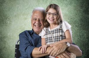 Conheça neta de Fagundes e filho de Grazi em 'Bom Sucesso': fofura além de cena!
