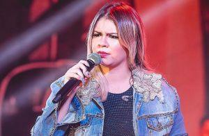 Marília Mendonça lembra exame de gravidez vazado e critica falta de ética:'Medo'