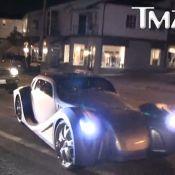 Will.I.Am dirige carro de R$ 1,8 milhão feito por encomenda em Hollywood