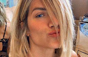 Giovanna Ewbank impressiona a web em foto de lingerie e ganha elogio do marido