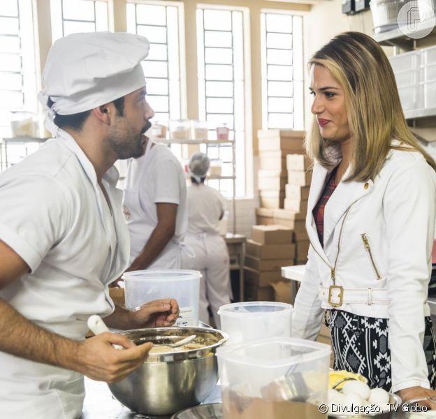 Autor da novela 'A Dona do Pedaço', Walcyr Carrasco reescreveu cenas nas quais Britney (Glamour Garcia) revela a Abel (Pedro Carvalho) que é trans