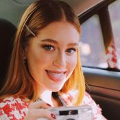 Colete pied de poule, alça curta e mais: trends do look de Marina Ruy Barbosa
