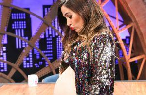 Tatá Werneck ganha conselho de Camilla Camargo sobre sono na gravidez. Saiba!