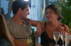 Rebeca Abravanel e Alexandre Pato celebram 2 meses de casamento em foto. Veja!