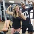 Corpo e look de Mariana Bridi chamou atenção em foto na web