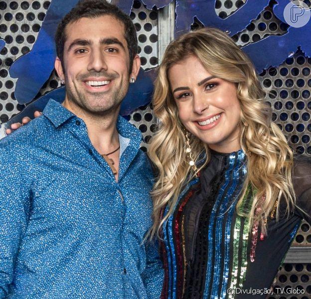 'Dança dos Famosos': Kaysar Dadour ganhou apoio dos fãs após ficar em último lugar ao se apresentar pela primeira vez