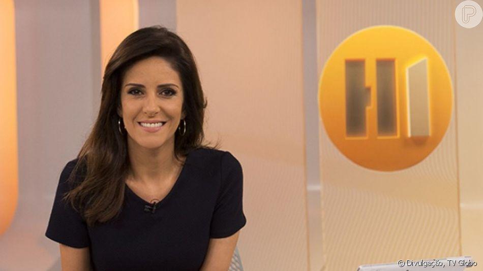 Monalisa Perrone, até então apresentadora do 'Hora Um', trocou a Globo pela CNN Brasil, informa o colunista de TV Daniel Castro, nesta terça-feira, 3 de setembro de 2019