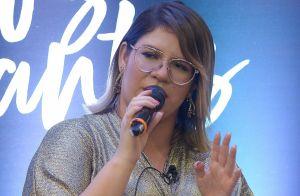 Grávida, Marília Mendonça coloca música clássica para o filho ouvir na barriga