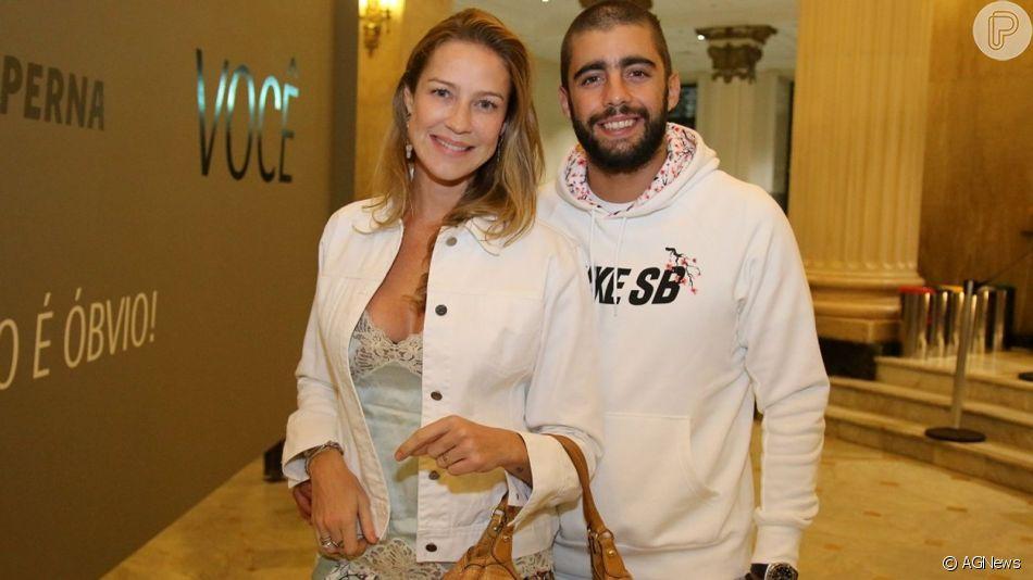 Luana Piovani elogia Pedro Scooby e divide opinião na web neste domingo, dia 08 de setembro de 2019