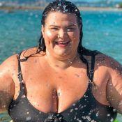 Thais Carla anuncia 2ª gravidez e cita receio por peso: 'Dúvidas do meu corpo'