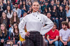 Paolla Oliveira tem truque para vestir looks justos de Vivi Guedes. Saiba qual!