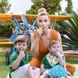 Fãs de Andressa Suita e Gusttavo Lima torcem para que o casal tenha mais filhos