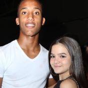 Mel Maia ganha declaração de João Pedro em 1º foto do casal postada pelo jogador