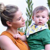 Andressa Suita conta preferências do filho ao comer fruta: 'Banana só amassada'