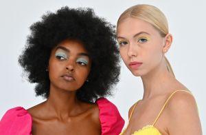 Resumo de beauté: 7 makes das semanas de moda internacionais para inspirar