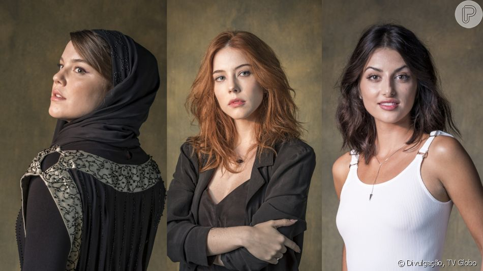 Fim de Dalila em novela 'Órfãos da Terra' e beijo de Camila e Valéria agitam web nesta quinta-feira, dia 26 de setembro de 2019