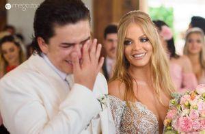 Whindersson Nunes é surpreendido e pedido em casamento em show: 'Te amo, Luísa'