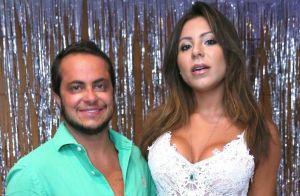 Thammy Miranda é defendido pela mulher após alfinetada de seguidor: 'Meu marido'
