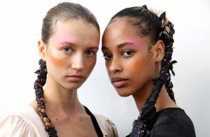 13 penteados das semanas de moda internacionais para usar no verão (ou já)!