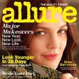 Drew Barrymore é a capa da revista 'Allure' de janeiro, 2013