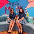Whindersson Nunes e Maisa Silva se divertem com semelhança