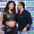Thammy Miranda e Andressa Ferreira estão esperando seu primeiro filho