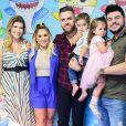 Zé Neto e Cristiano vão ser papais pela segunda vez. Natália Toscano e Paula Vaccari, mulheres dos sertanejos, estão grávidas