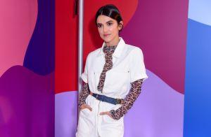Segunda pele, poá e mais trends: famosas ostentam estilo em desfile de moda