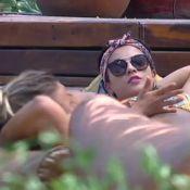 'A Fazenda 7': Babi Rossi fala sobre Olin, filho de Eike Batista. 'Muito menino'