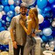Sorocaba, da dupla com Fernando, ganhou festa surpresa de aniversário da namorada