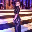 Bruna Santana apostou em vestido longo luxuoso criado pelo f ashion designer Israel Valentim