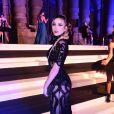 Bruna Santana apostou em fantasia exibindo 'o lado escuro' para festa