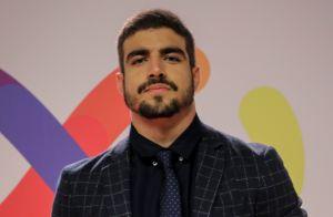 Caio Castro e Grazi Massafera são flagrados em trilha e web vibra: 'Meu casal!'