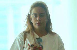 Rafaella Santos escolhe look despojado para ir às compras com amiga. Fotos!