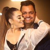 Naiara Azevedo posa com marido durante viagem após rumor de término. Foto!