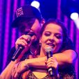 Maiara e o namorado, Fernando Zor, já movimentaram a web com foto intimista: 'Largados e pelados'
