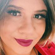 Marília Mendonça mostra ansiedade para parto do filho: 'Queria saber quando'