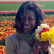 Saúde, Gloria Maria! Jornalista passa bem após cirurgia de neoplasia no cérebro