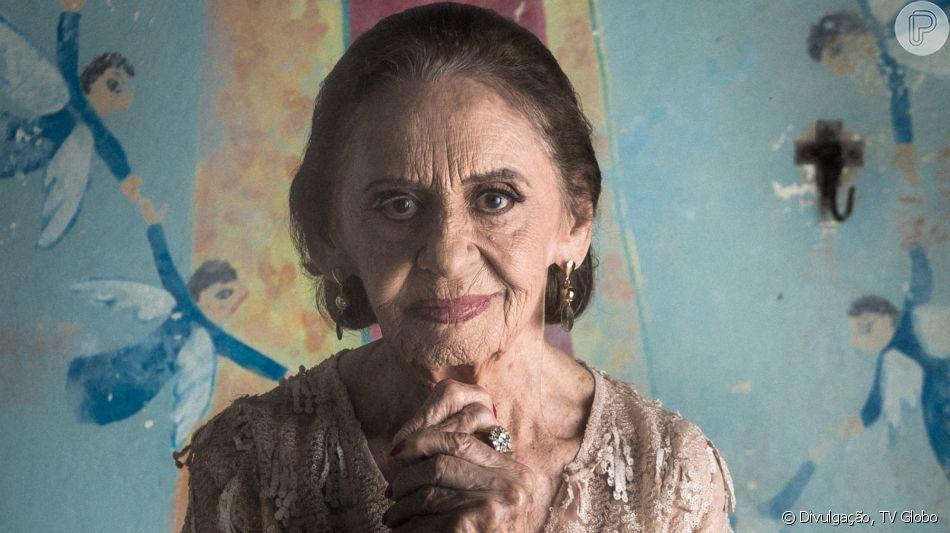 'A Dona do Pedaço': Laura Cardoso voltará a gravar após afastamento como indicou a assessoria de imprensa nesta segunda-feira, dia 11 de novembro de 2019