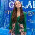 Larissa Manoela prestigiou pré-estreia de filme após cirurgia nesta sexta-feira, 15 de novembro de 2019